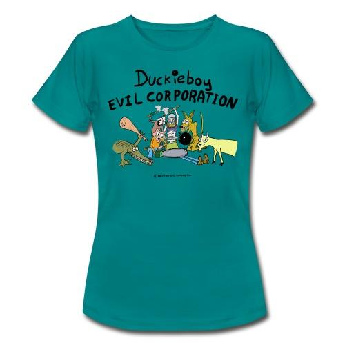 Foto corporativa - Camiseta mujer