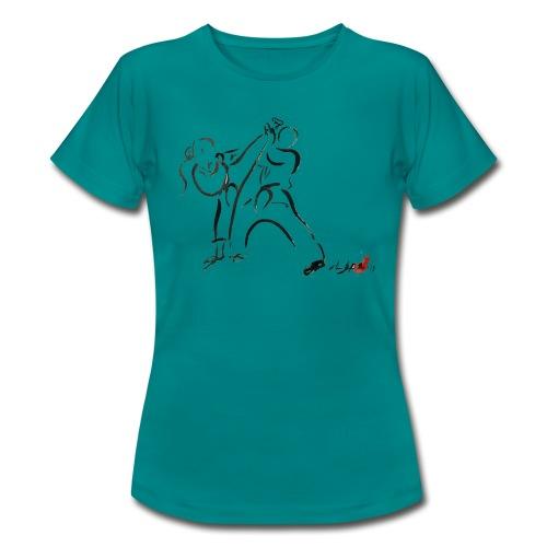 KARATE 1 - Maglietta da donna