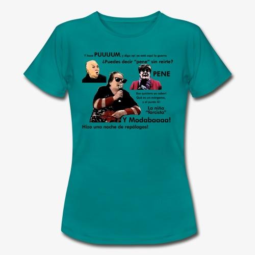 APM compilation - Camiseta mujer