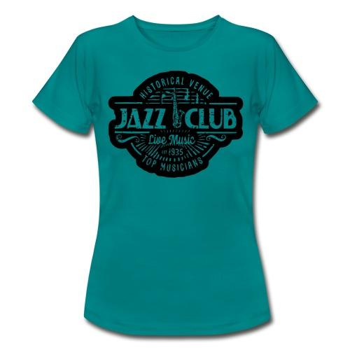 jazzclub - Frauen T-Shirt