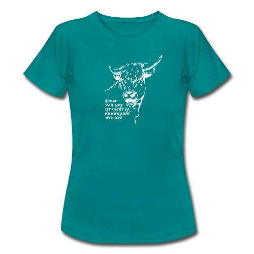 kuuuhl - Frauen T-Shirt