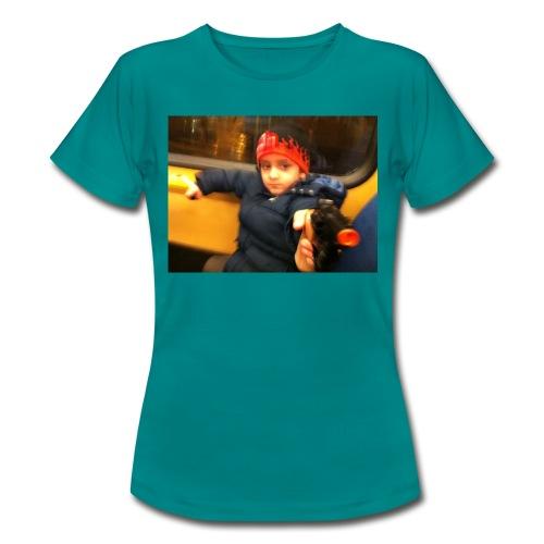 Rojbin gesbin - T-shirt dam