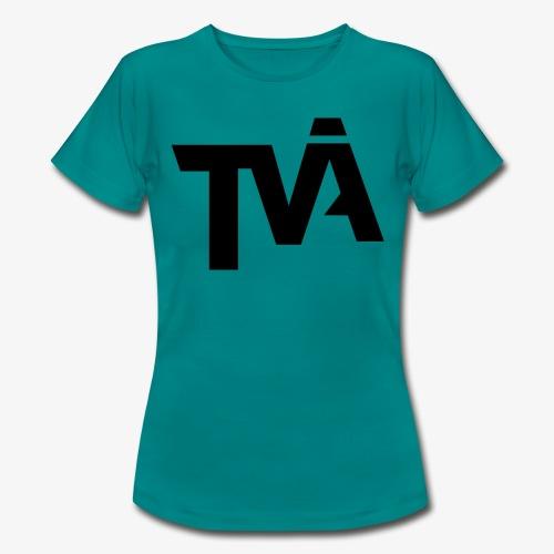 TVÅHUNDRA - T-shirt dam