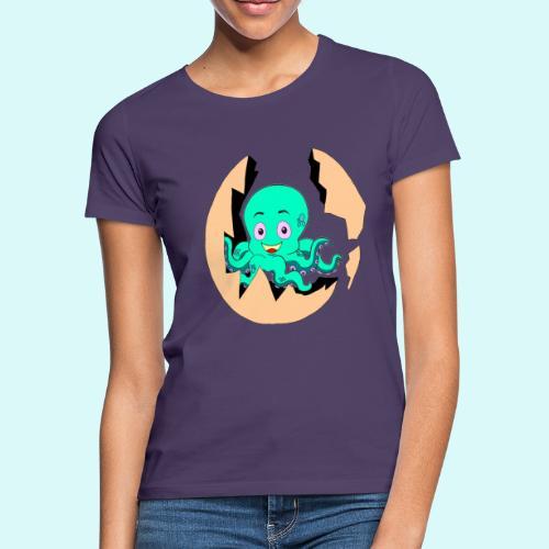 poulpe - T-shirt Femme
