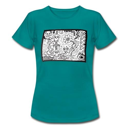 CrazyBunch - T-shirt Femme