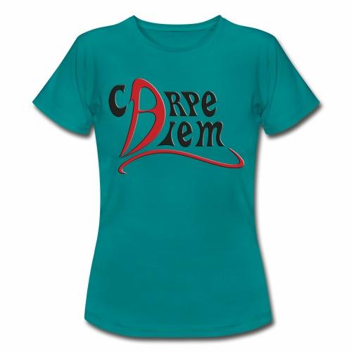 Carpe diem - Camiseta mujer