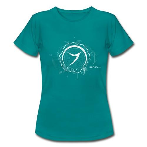 Zenon TECH (white) - Women's T-Shirt