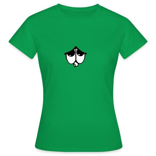 Ave triste :( - Camiseta mujer