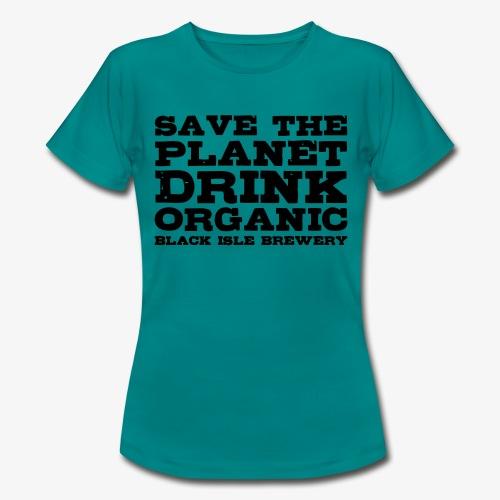 scotlandbrewing2 - Frauen T-Shirt