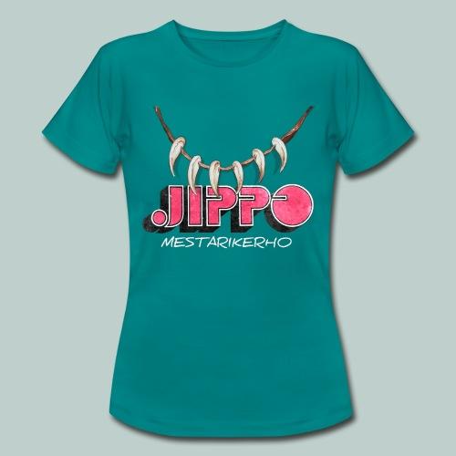 jippomestari_pink - Naisten t-paita
