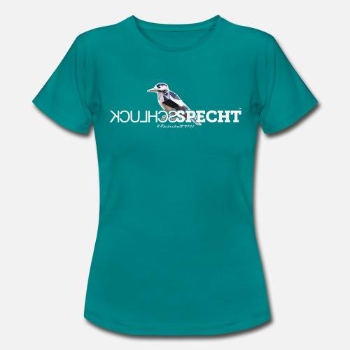 SCHLUCKSPECHT - Frauen T-Shirt