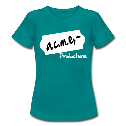 acmeproductionswhite - Frauen T-Shirt