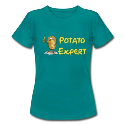 SMT potato expert - Maglietta da donna