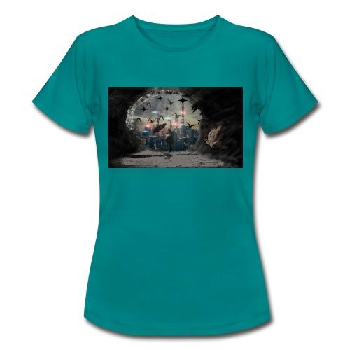 Schatten - Frauen T-Shirt