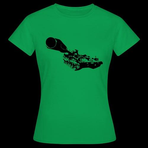 panzerhaubitze - Frauen T-Shirt
