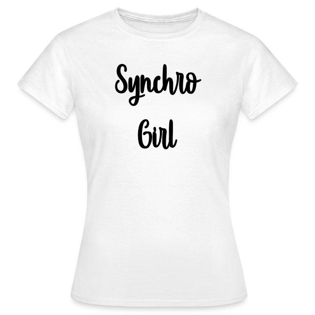 Synchro Girl