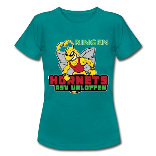 ASV_Hornets_dark - Frauen T-Shirt