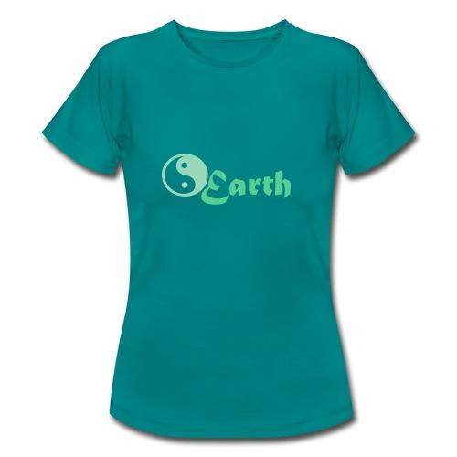 Earth - Frauen T-Shirt