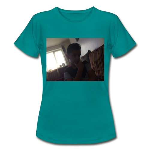 imagebecause its all - Women's T-Shirt
