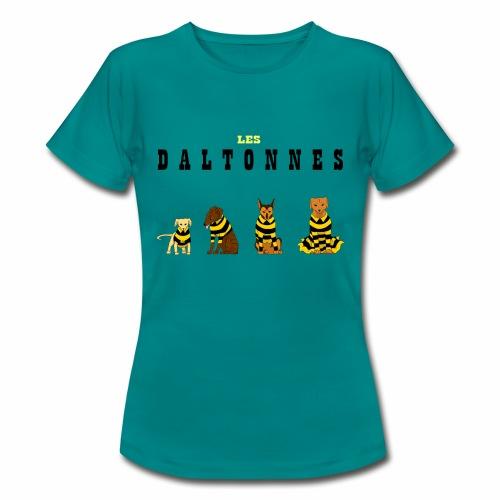 Les Daltonnes - T-shirt Femme
