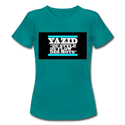 jdfcrea serie 1 - T-shirt Femme