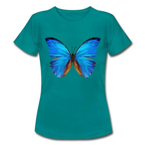 PAPILLON - MINIMALISTE - T-shirt Femme