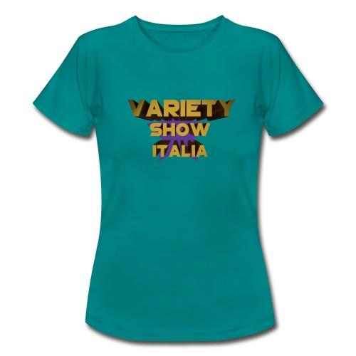 MagliaVarietyShow - Maglietta da donna