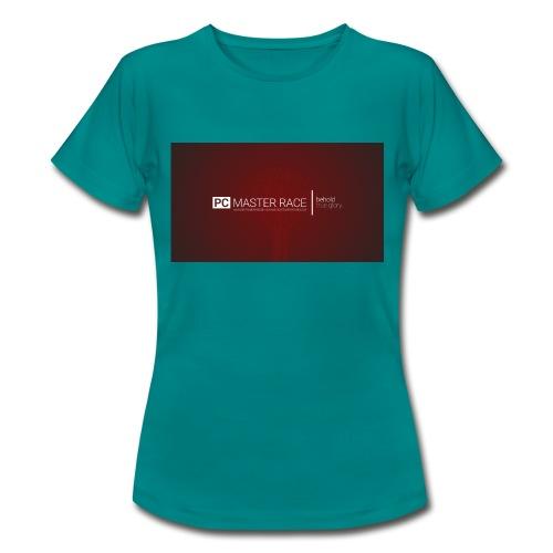 wp2230203 pc master race wallpapers - Frauen T-Shirt