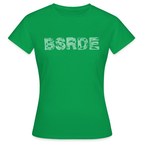 BSRDE - Vrouwen T-shirt