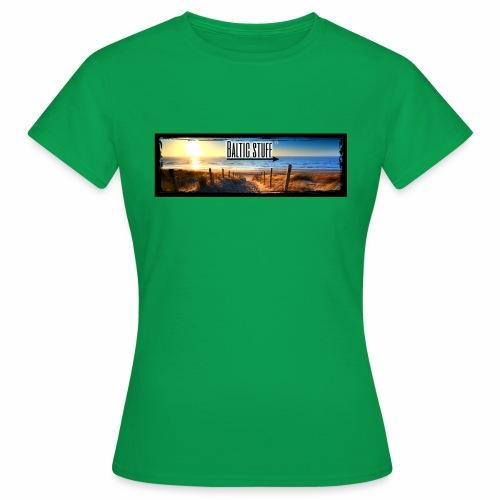 Baltic-Stuff - Frauen T-Shirt