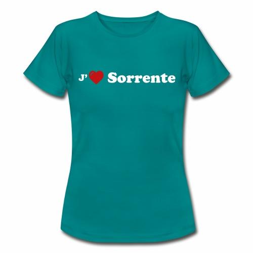 J'aime Sorrente - T-shirt Femme