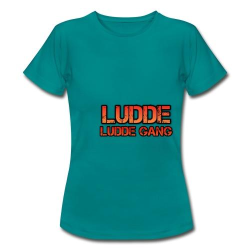 LUDDE GANG - T-shirt dam