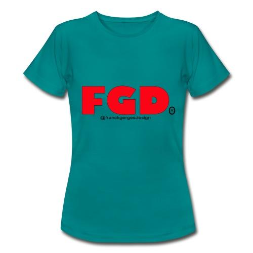 FGD - T-shirt Femme