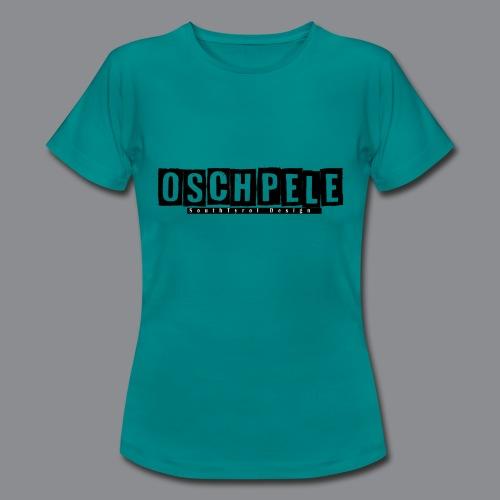 oschpele Kachelform - Frauen T-Shirt