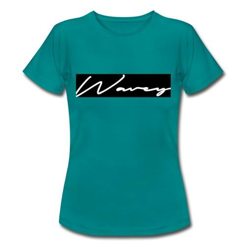 wavey j - Women's T-Shirt