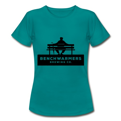 Benchwarmers logo - T-shirt dam