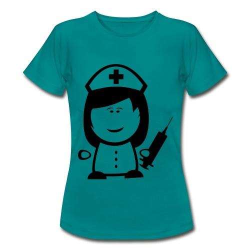 Retter-Nurse-Nerd-Tank-Top - Frauen T-Shirt