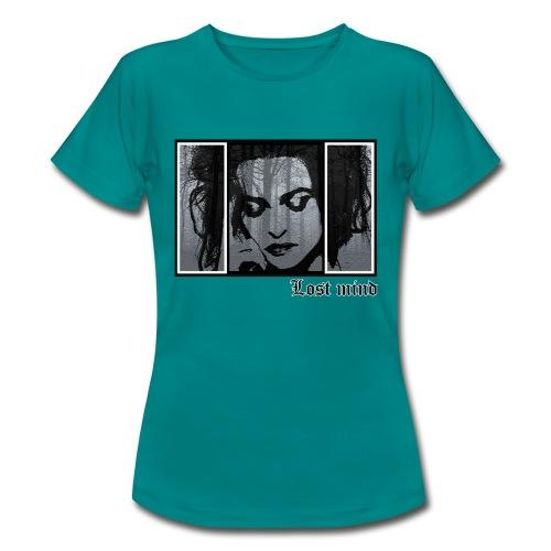 LOST MIND - Camiseta mujer