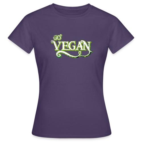 GO VEGAN - Women's T-Shirt