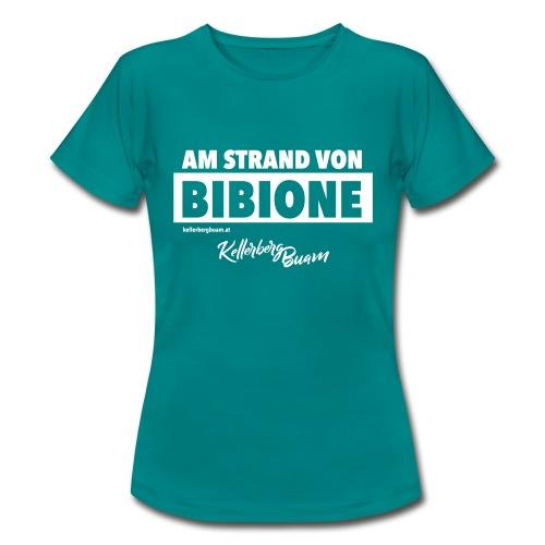 Bibione - Frauen T-Shirt