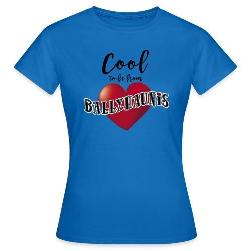 Ballyhaunis tshirt Recovered - Women's T-Shirt