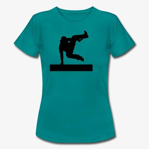 Parkour vault speedvault - T-shirt Femme