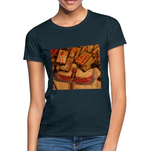 Tarocchi egizi - Maglietta da donna
