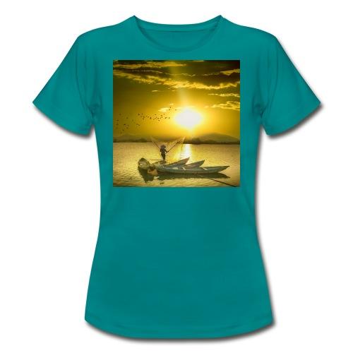 Tramonto - Maglietta da donna