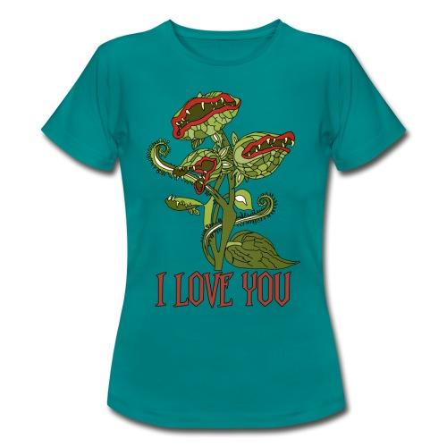 carnivorous plant - Frauen T-Shirt