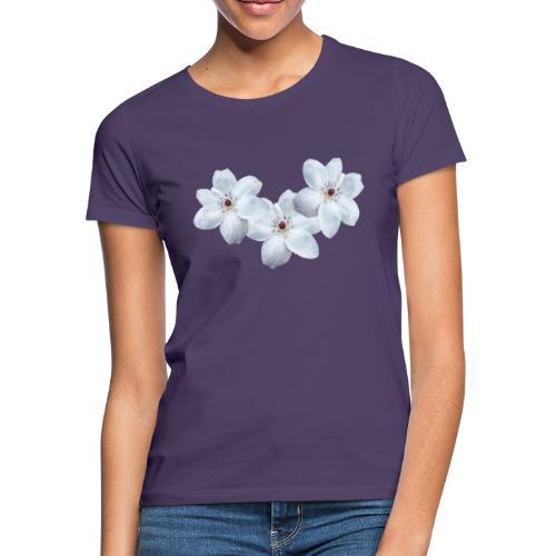 Jalokärhöt, valkoinen - Naisten t-paita