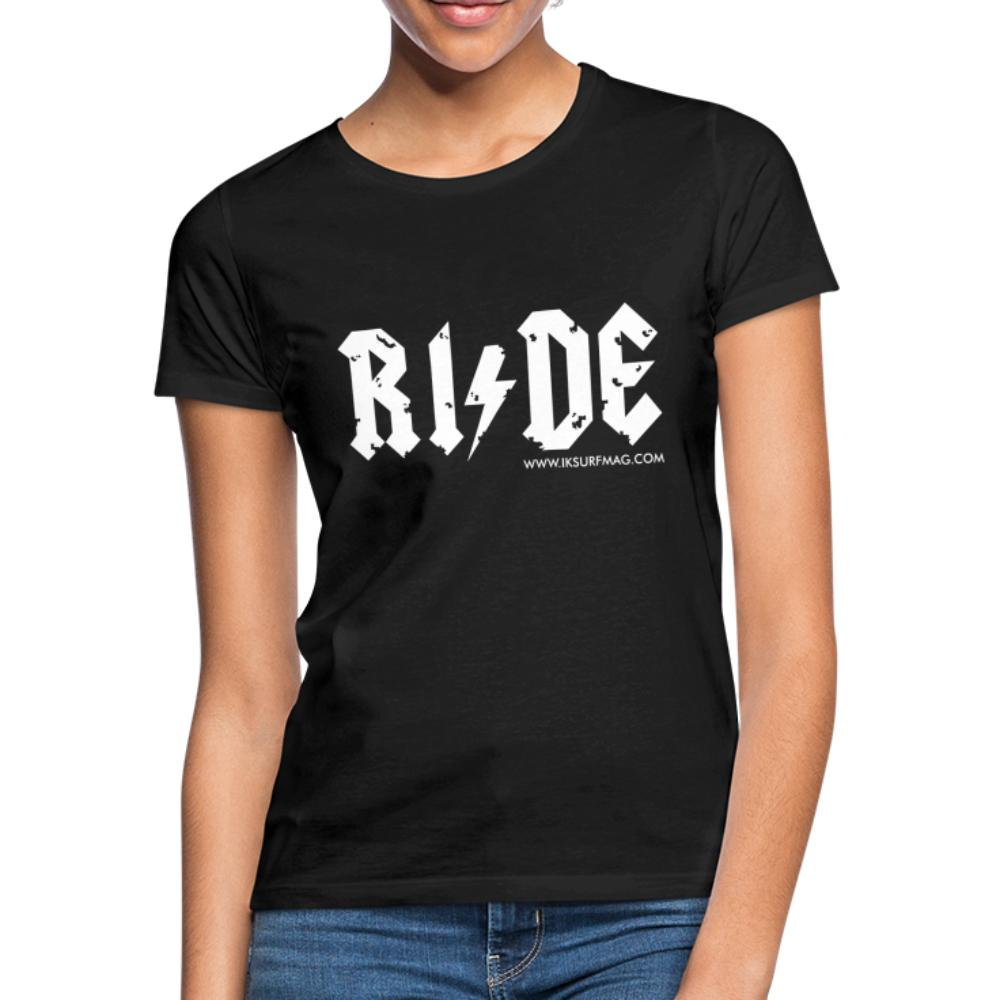 RIDE - Women's T-Shirt - black
