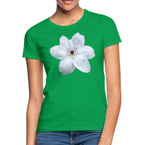 Jalokärhö, valkoinen - Naisten t-paita