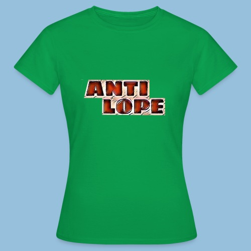 Antilope 0007 - Vrouwen T-shirt