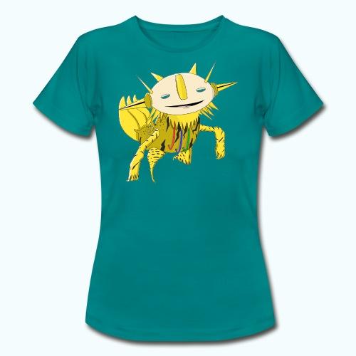 SPIKIE 80s Comic - Women's T-Shirt